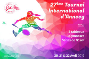 27ème TOURNOI INTERNATIONAL D'ANNECY – TIA27